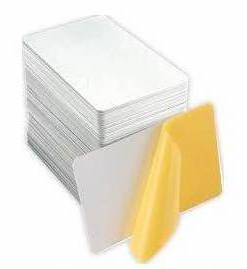 PVC Adhesive Back Card