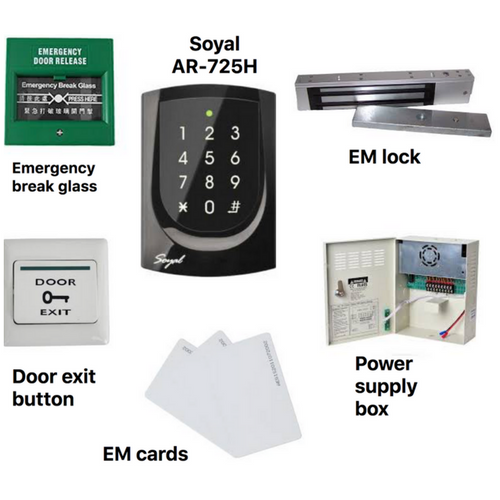 door access card system